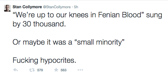 Stan Collymore racist Twitter