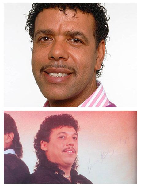 chris kamara football lookalike