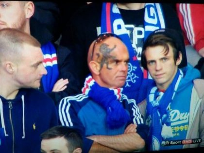 Glasgow Rangers fans tend to go hard or go home