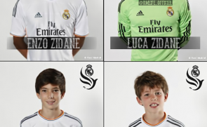 Zinedine Zidane Family: The Future of Real Madrid?