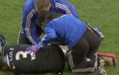 Eva Carneiro - her finest moment in football.
