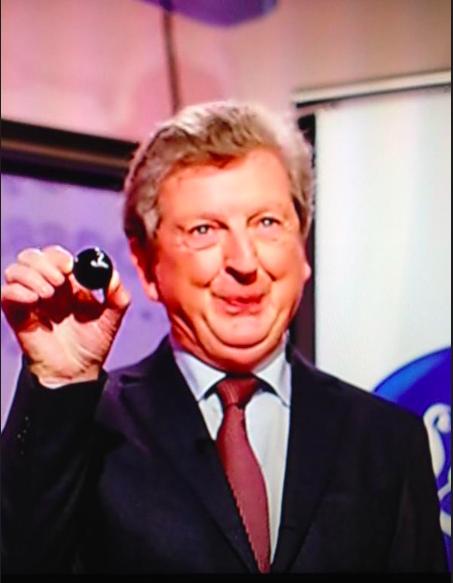 Roy Hodgson funny face