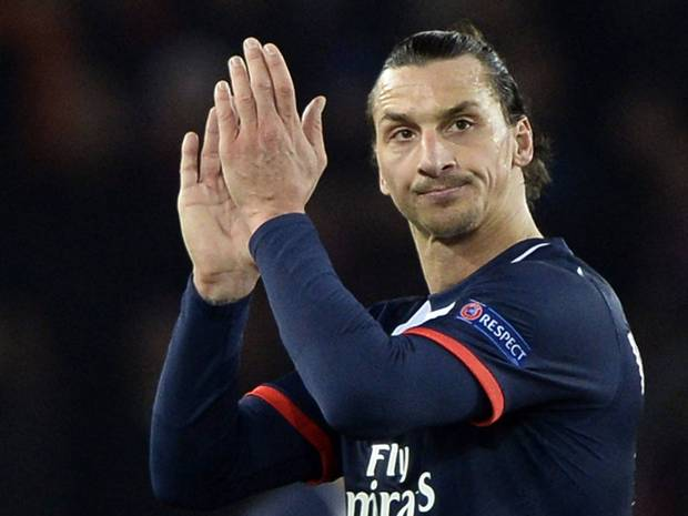 Zlatan Ibrahimovic quotes match the man's ability and arrogance.