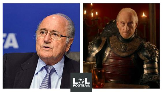 Sepp Blatter funny