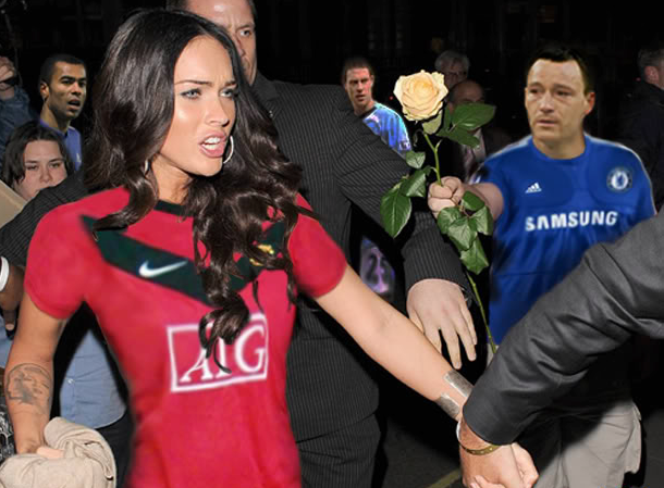 Megan fox is a sexy Red Devil!