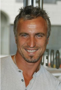 Fit footballers don't come much fitter than David Ginola!
