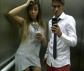 Neymar's-Sister-advert