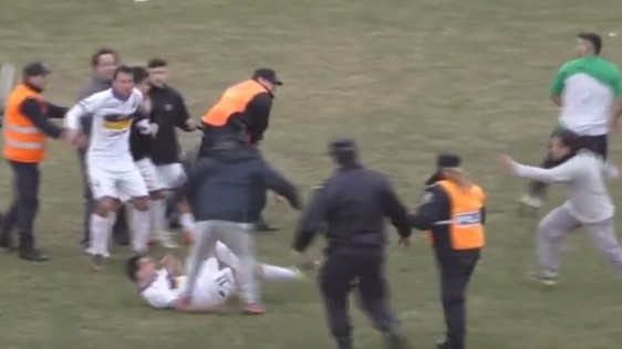 argentina-football-brawl