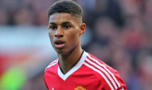 Marcus Rashford States Burning Ambition To Play For ...