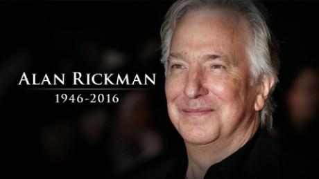 Alan Rickman Was a Lifelong Manchester City Fan