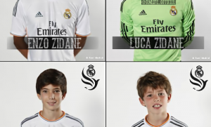Zinedine Zidane Family: The Future of Real Madrid?