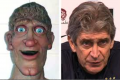 Crap Lookalikes: Manuel Pellegrini And The Art Attack Head